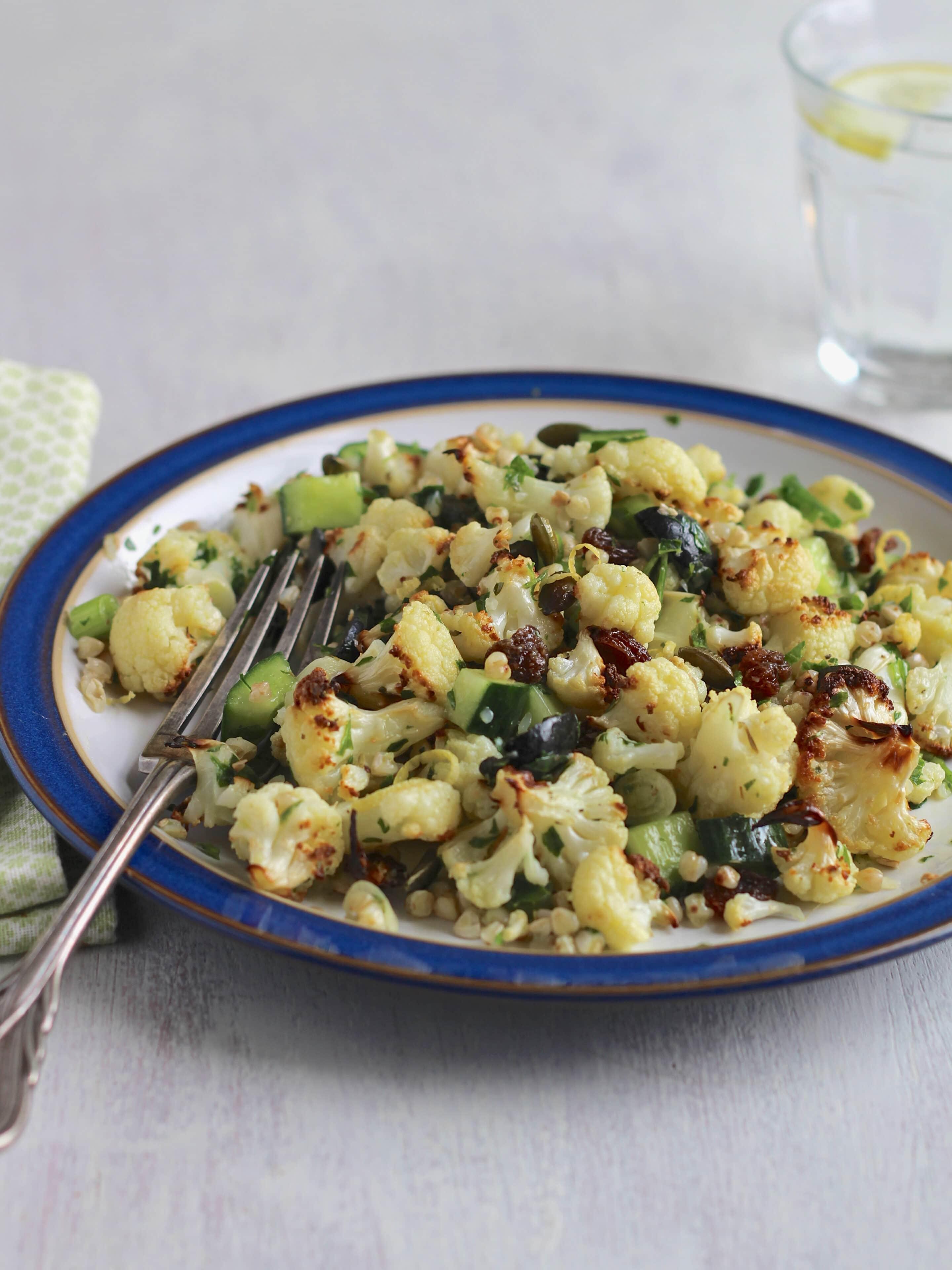 buckwheat cauliflower