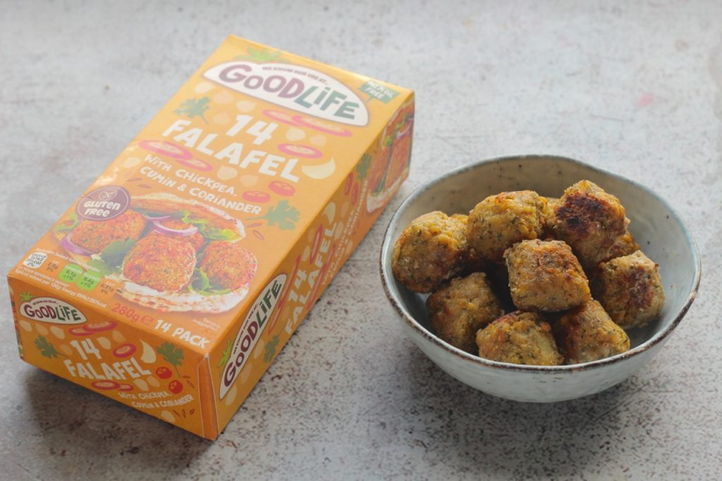 Goodlife Falafel, Gluten Free, Vegan   Natural Kitchen Adventures