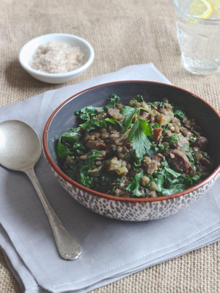chestnut kale lentil stew   Natural Kitchen Adventures