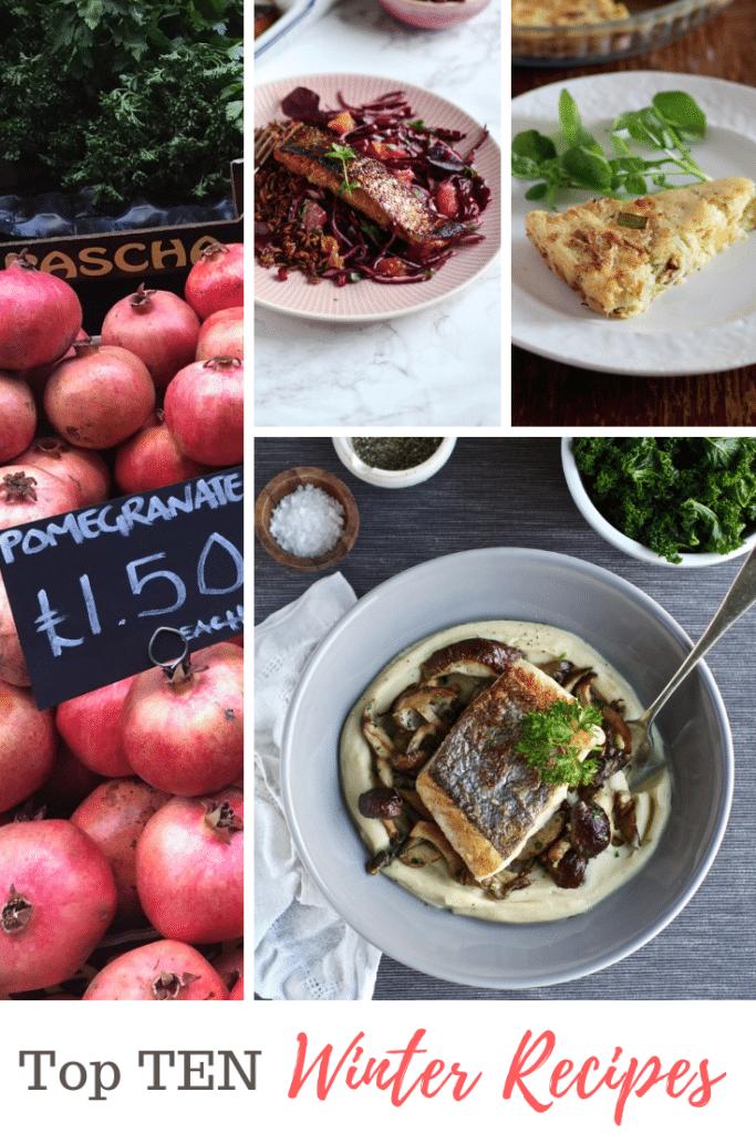 Top 10 Winter Recipes | Natural Kitchen Adventures