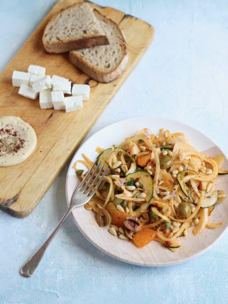 Fennel Harissa Orange | Natural Kitchen Adventures