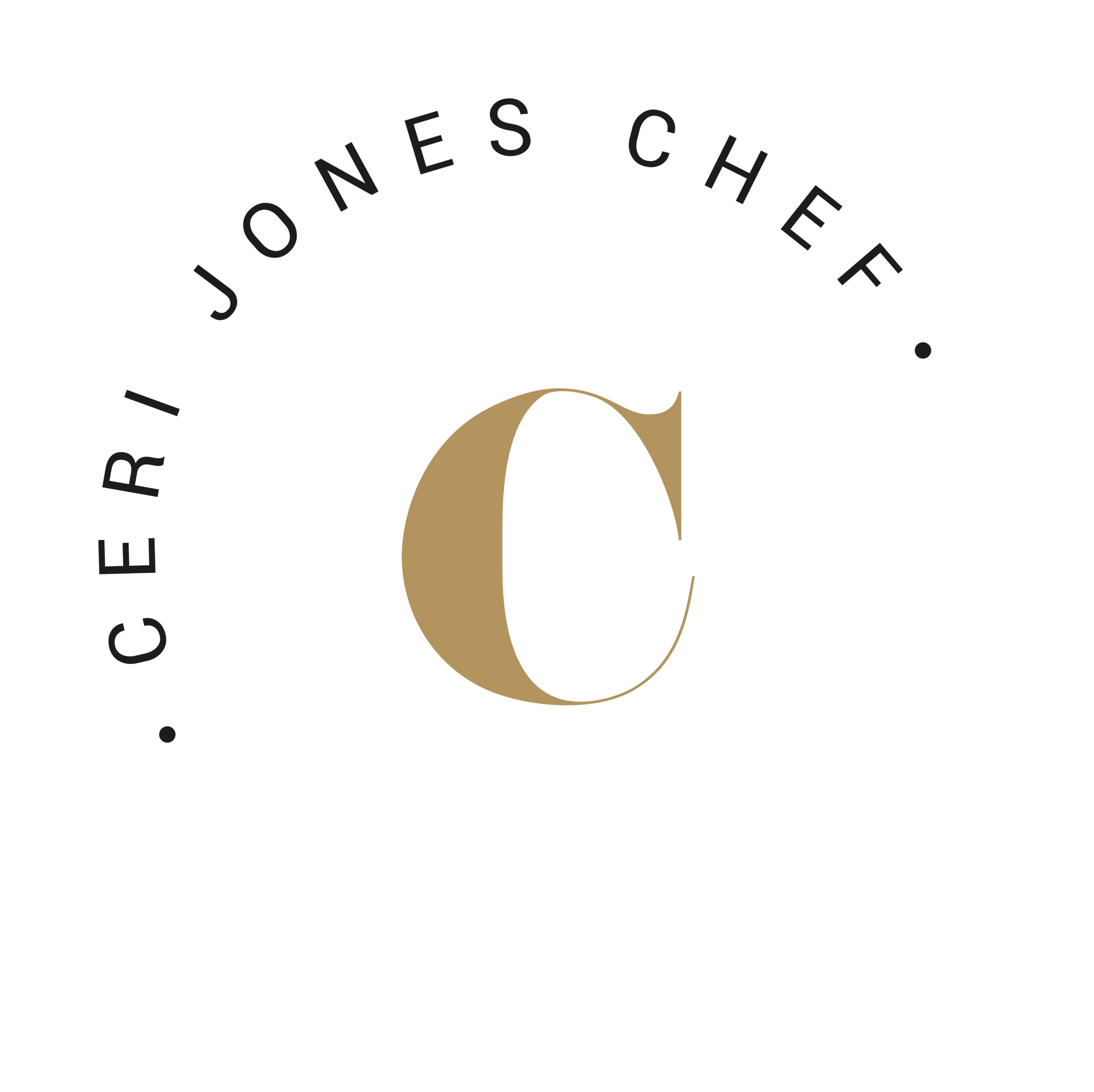 Ceri Jones Chef