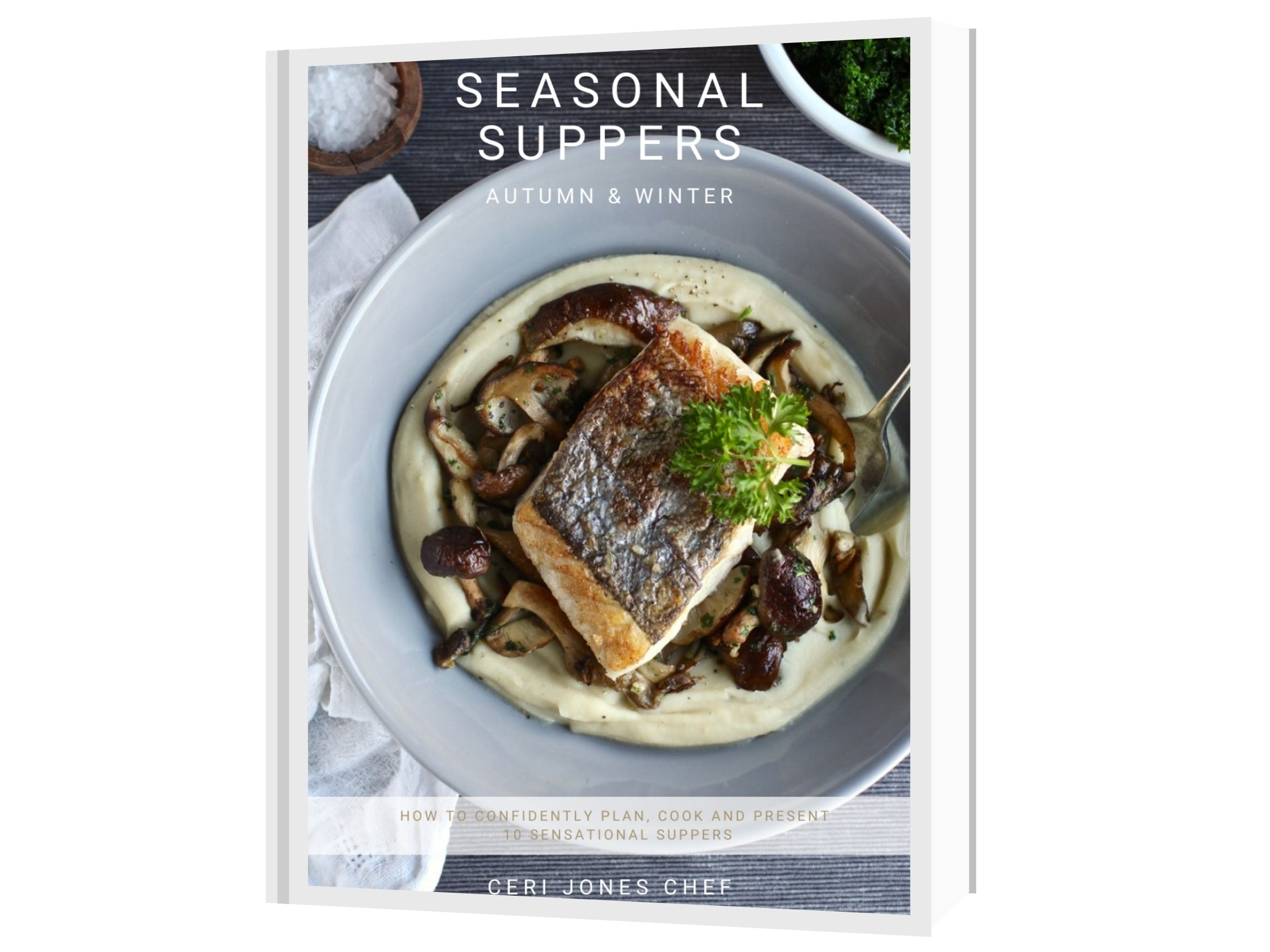 Seasonal Suppers Book Cover